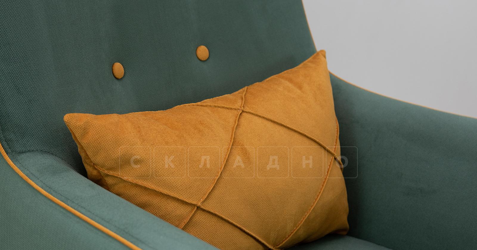 Кресло для отдыха Флэтфорд нефритовый зеленый фото 8 | интернет-магазин Складно