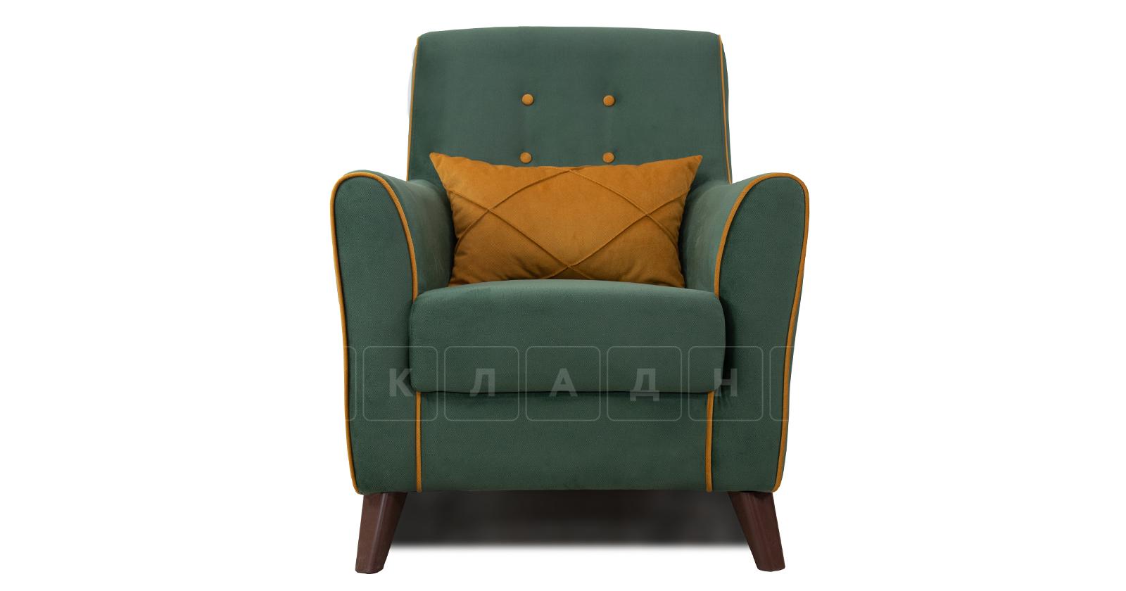 Кресло для отдыха Флэтфорд нефритовый зеленый фото 2 | интернет-магазин Складно