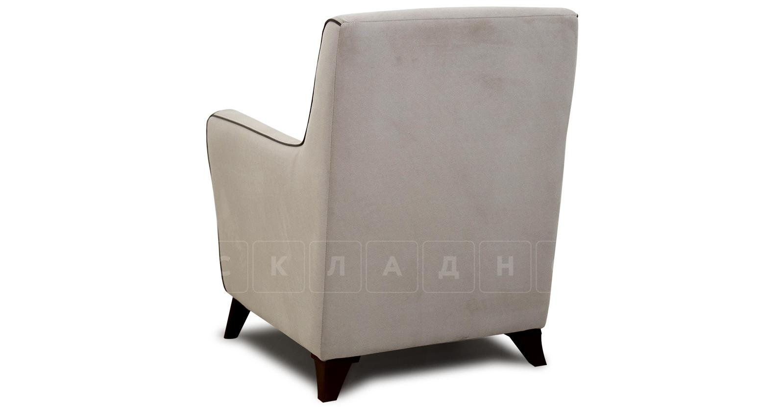 Кресло для отдыха Флэтфорд серо-бежевый фото 4 | интернет-магазин Складно