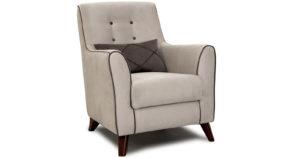 Кресло для отдыха Флэтфорд серо-бежевый  12490  рублей, фото 1 | интернет-магазин Складно