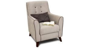 Кресло для отдыха Флэтфорд серо-бежевый 12490 рублей, фото 5 | интернет-магазин Складно