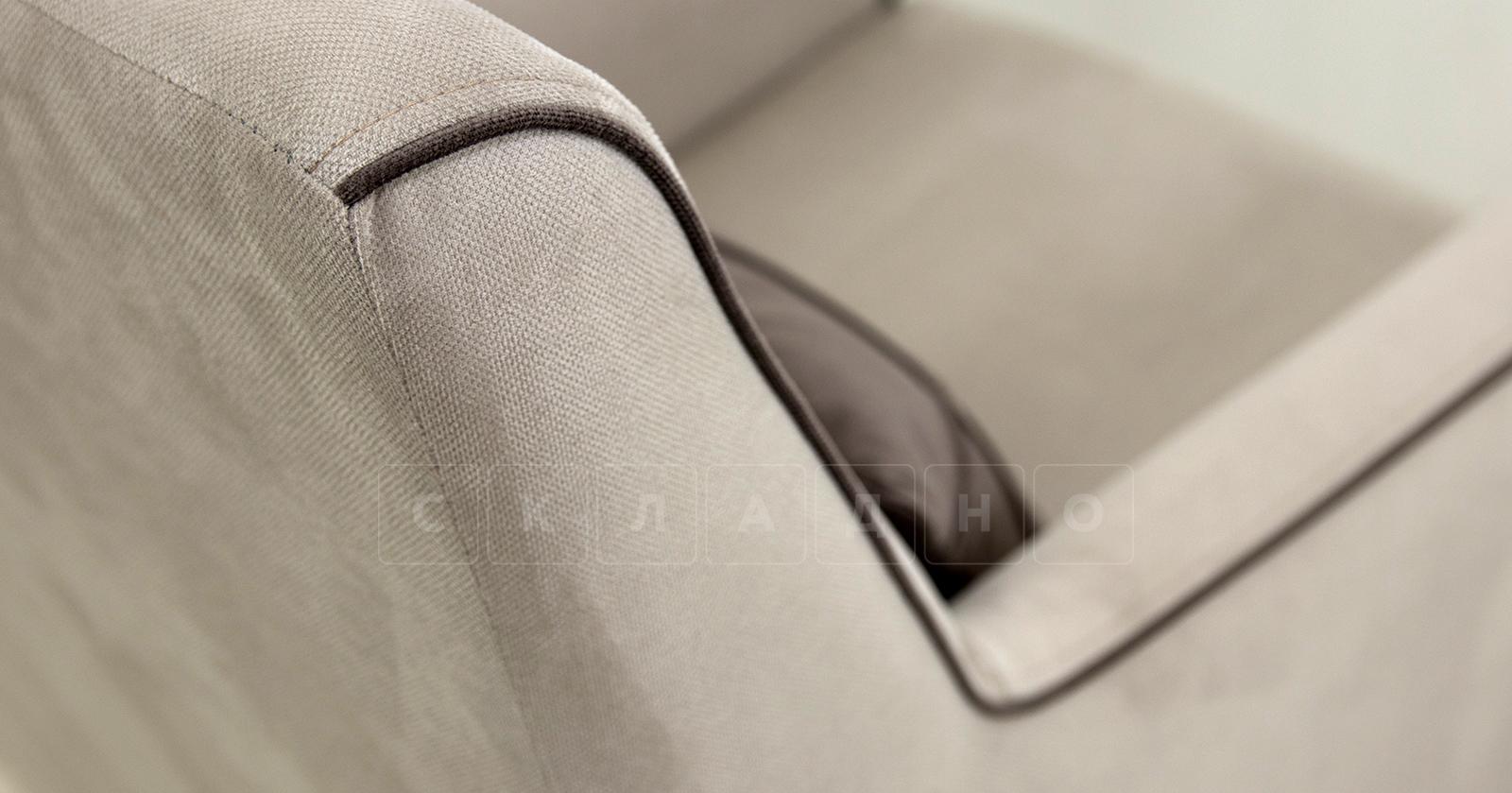 Кресло для отдыха Флэтфорд серо-бежевый фото 9 | интернет-магазин Складно
