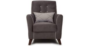 Кресло для отдыха Флэтфорд шоколад 11950 рублей, фото 2 | интернет-магазин Складно