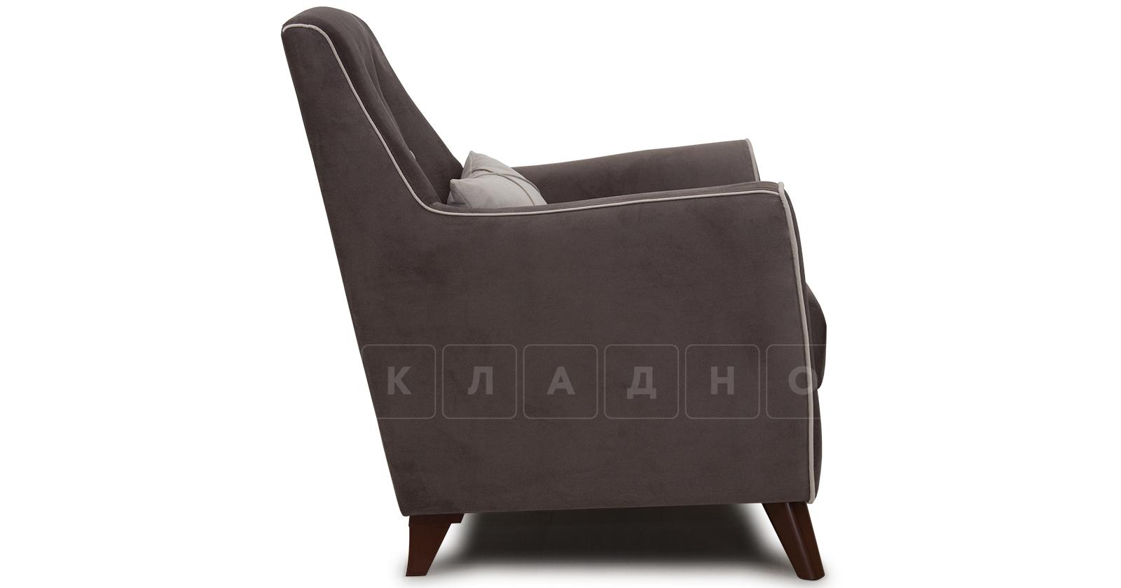 Кресло для отдыха Флэтфорд шоколад фото 3 | интернет-магазин Складно
