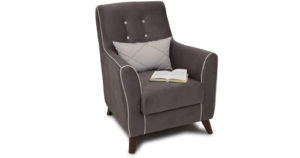 Кресло для отдыха Флэтфорд шоколад 11950 рублей, фото 5 | интернет-магазин Складно