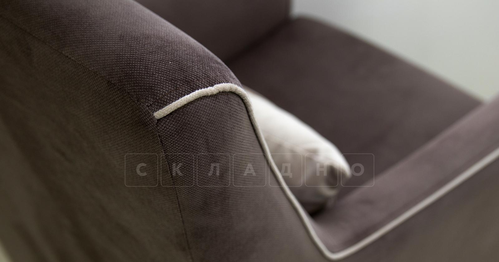 Кресло для отдыха Флэтфорд шоколад фото 8 | интернет-магазин Складно