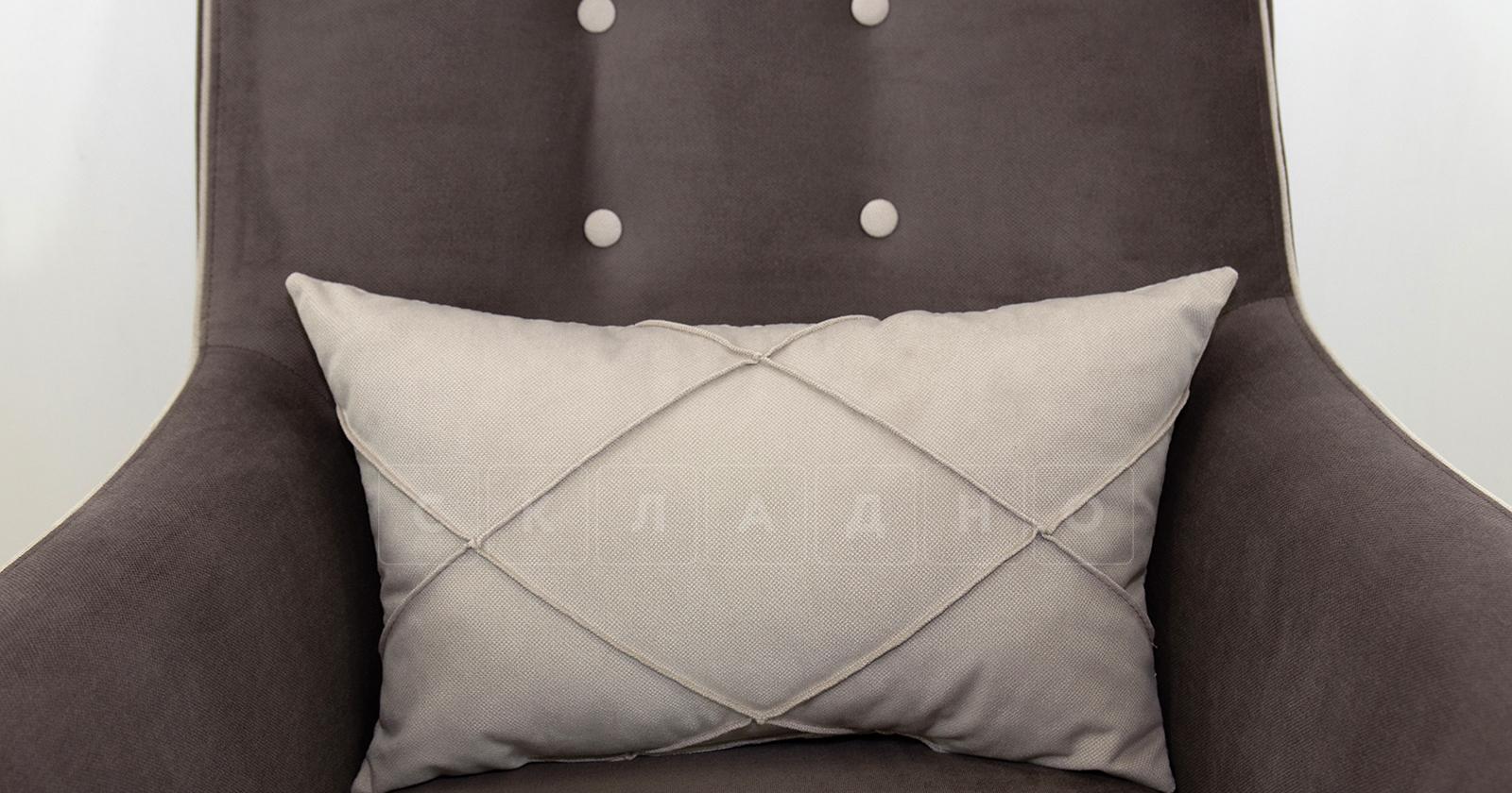 Кресло для отдыха Флэтфорд шоколад фото 10 | интернет-магазин Складно
