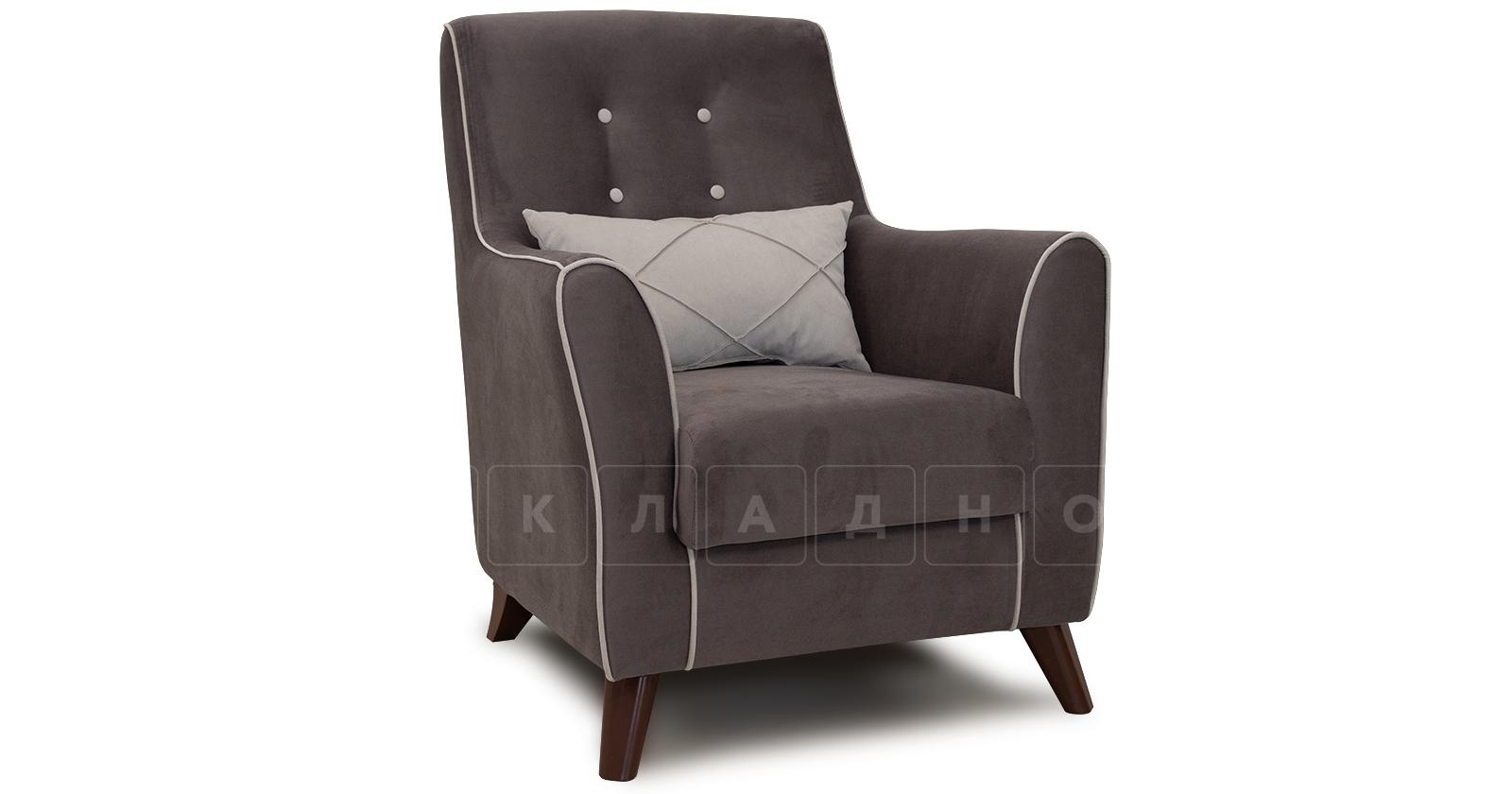 Кресло для отдыха Флэтфорд шоколад фото 1 | интернет-магазин Складно