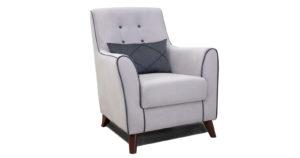 Кресло для отдыха Флэтфорд светло-серый-15958 фото | интернет-магазин Складно
