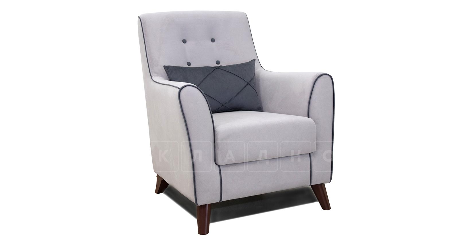 Кресло для отдыха Флэтфорд светло-серый фото 1   интернет-магазин Складно