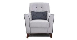 Кресло для отдыха Флэтфорд светло-серый 12490 рублей, фото 2   интернет-магазин Складно