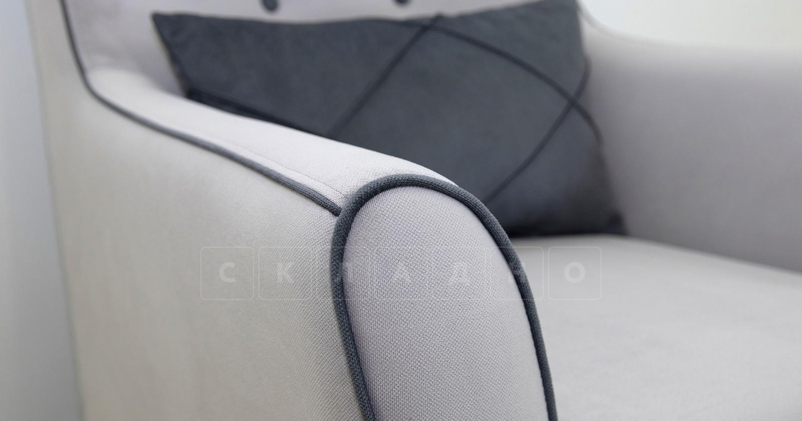 Кресло для отдыха Флэтфорд светло-серый фото 6   интернет-магазин Складно