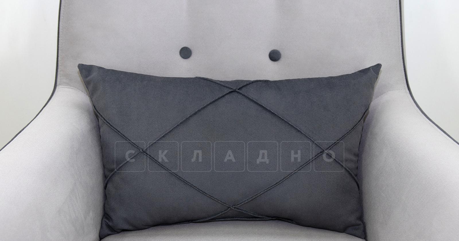 Кресло для отдыха Флэтфорд светло-серый фото 8   интернет-магазин Складно