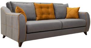 Диван-кровать Флэтфорд кварцевый серый  39990  рублей, фото 1 | интернет-магазин Складно