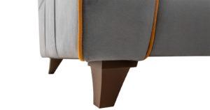 Диван-кровать Флэтфорд кварцевый серый 39990 рублей, фото 11 | интернет-магазин Складно