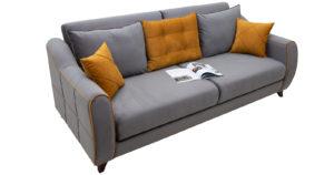 Диван-кровать Флэтфорд кварцевый серый 39990 рублей, фото 3 | интернет-магазин Складно