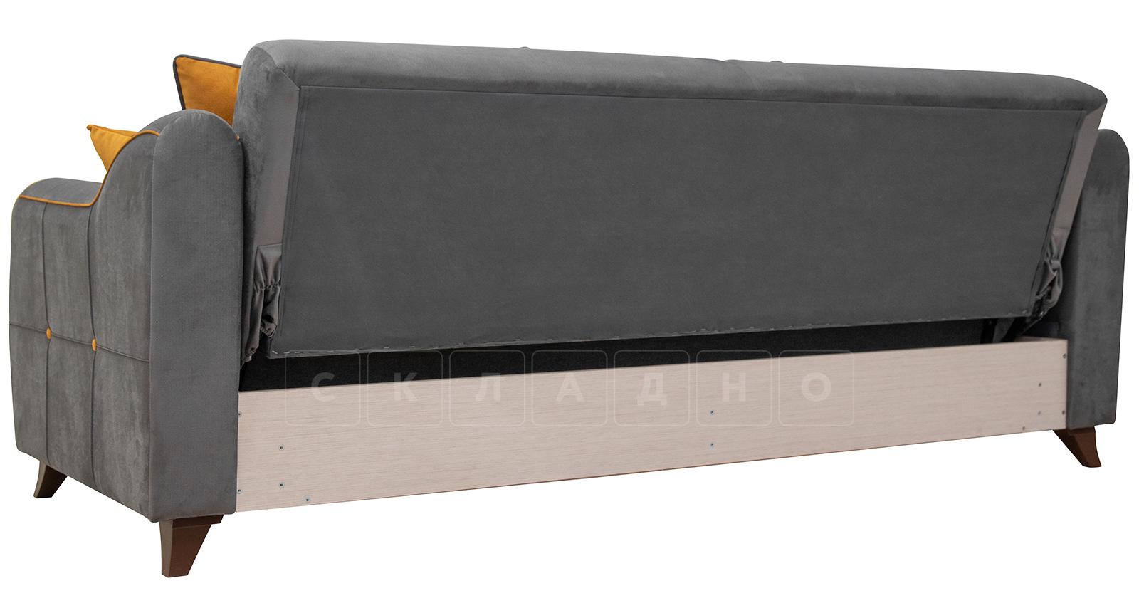 Диван-кровать Флэтфорд кварцевый серый фото 4 | интернет-магазин Складно