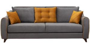 Диван-кровать Флэтфорд кварцевый серый 39990 рублей, фото 2 | интернет-магазин Складно