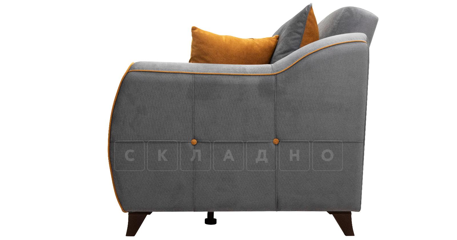 Диван-кровать Флэтфорд кварцевый серый фото 5 | интернет-магазин Складно