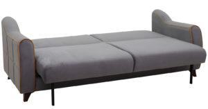 Диван-кровать Флэтфорд кварцевый серый 39990 рублей, фото 6 | интернет-магазин Складно