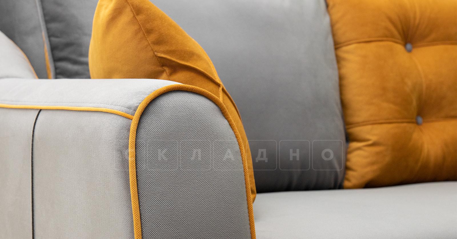 Диван-кровать Флэтфорд кварцевый серый фото 7 | интернет-магазин Складно