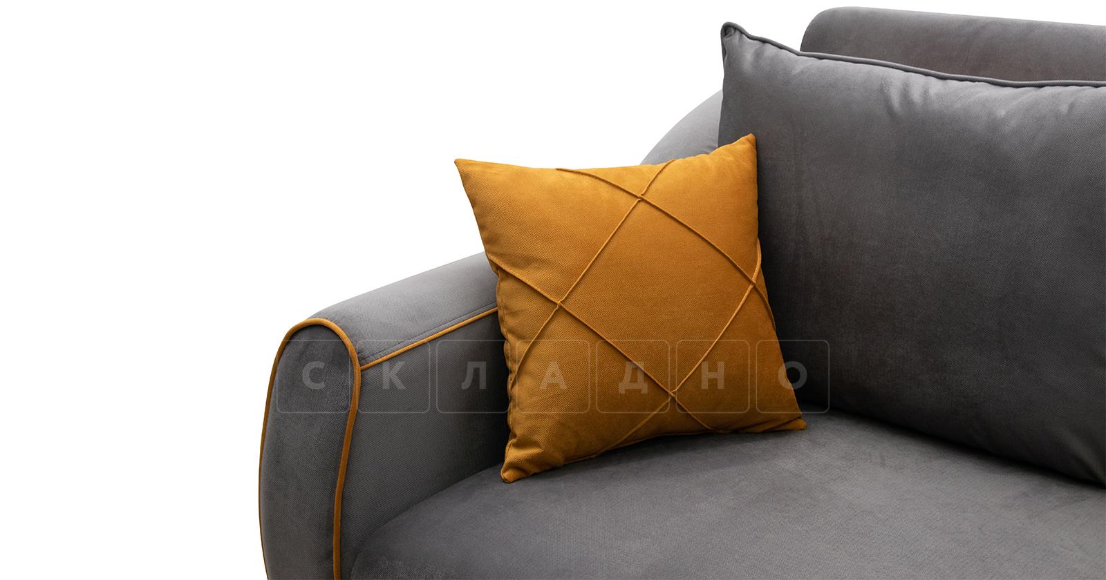 Диван-кровать Флэтфорд кварцевый серый фото 9 | интернет-магазин Складно
