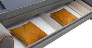Диван-кровать Флэтфорд кварцевый серый 39990 рублей, фото 10 | интернет-магазин Складно
