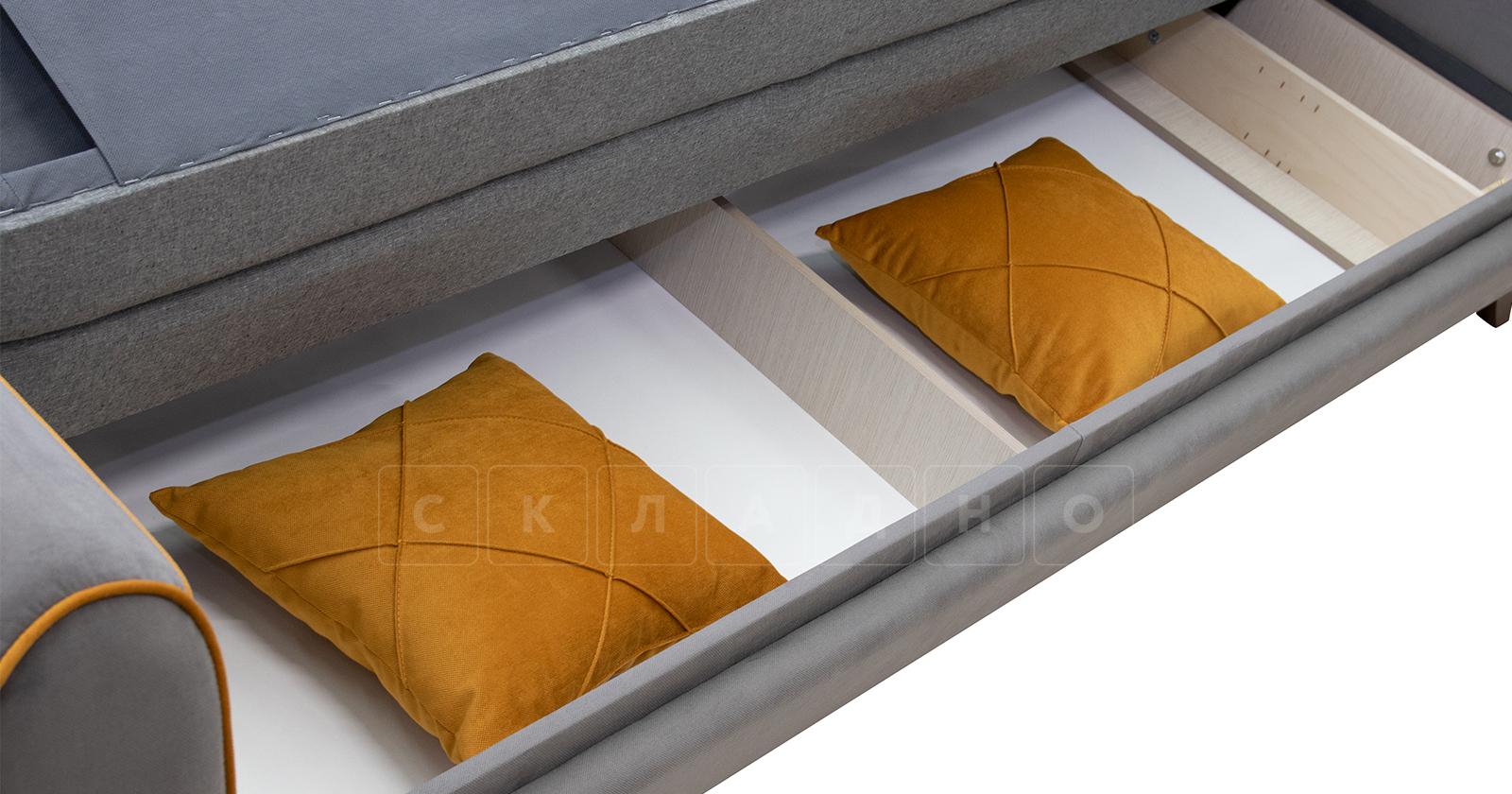 Диван-кровать Флэтфорд кварцевый серый фото 10 | интернет-магазин Складно