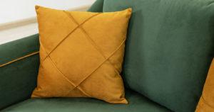Диван-кровать Флэтфорд нефритовый зеленый 39990 рублей, фото 11   интернет-магазин Складно