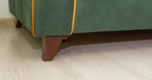 Диван-кровать Флэтфорд нефритовый зеленый 39990 рублей, фото 13   интернет-магазин Складно