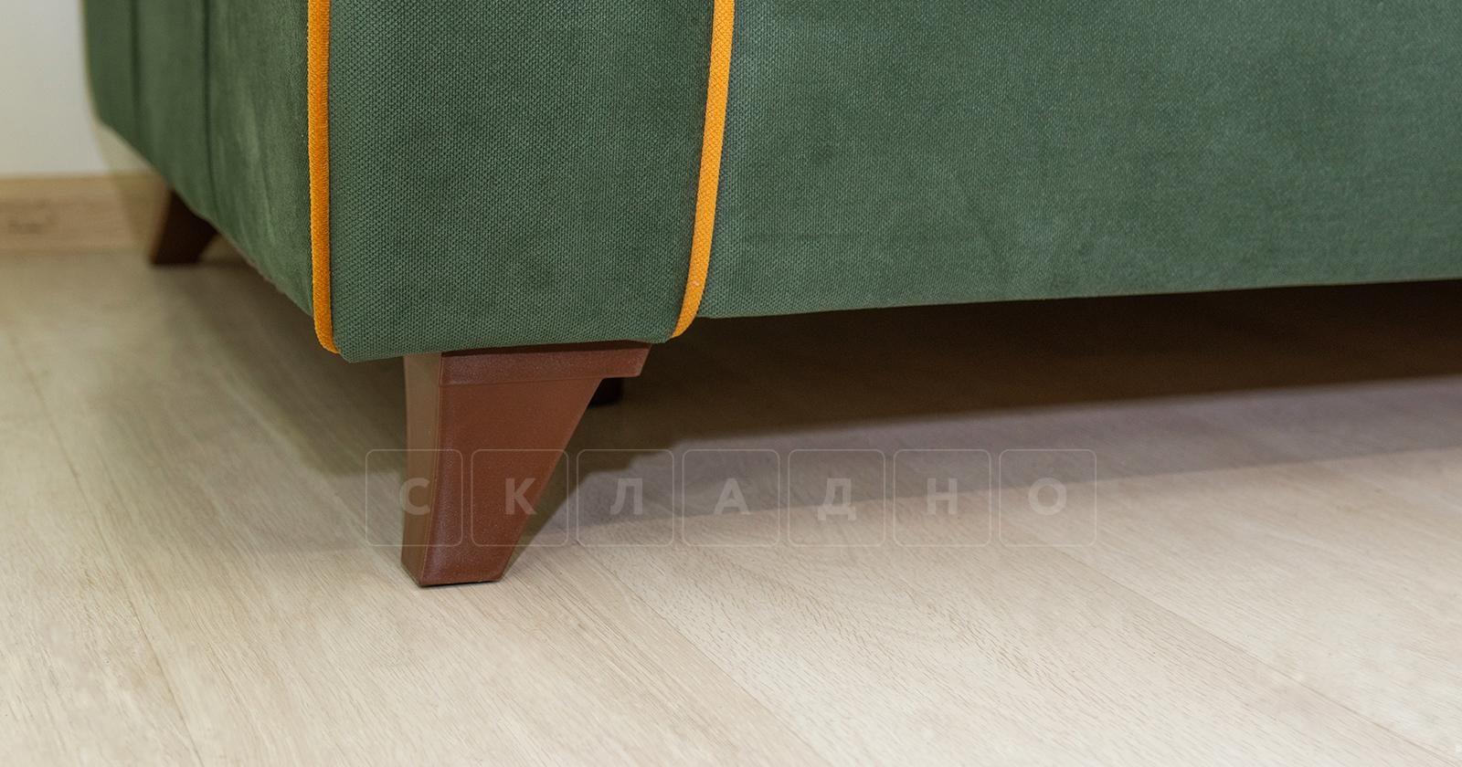 Диван-кровать Флэтфорд нефритовый зеленый фото 13   интернет-магазин Складно