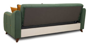 Диван-кровать Флэтфорд нефритовый зеленый 39990 рублей, фото 4   интернет-магазин Складно