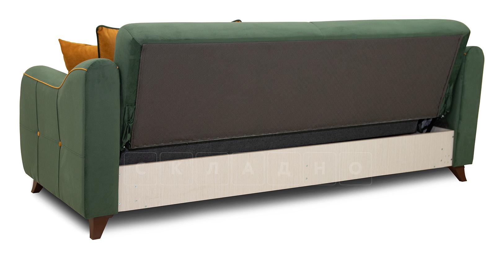 Диван-кровать Флэтфорд нефритовый зеленый фото 4   интернет-магазин Складно