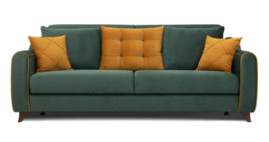 Диван-кровать Флэтфорд нефритовый зеленый 39990 рублей, фото 2   интернет-магазин Складно