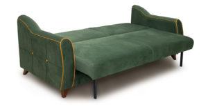 Диван-кровать Флэтфорд нефритовый зеленый 39990 рублей, фото 5   интернет-магазин Складно