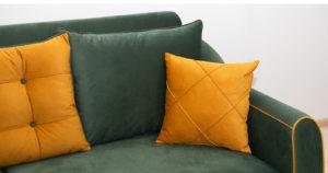 Диван-кровать Флэтфорд нефритовый зеленый 39990 рублей, фото 7   интернет-магазин Складно