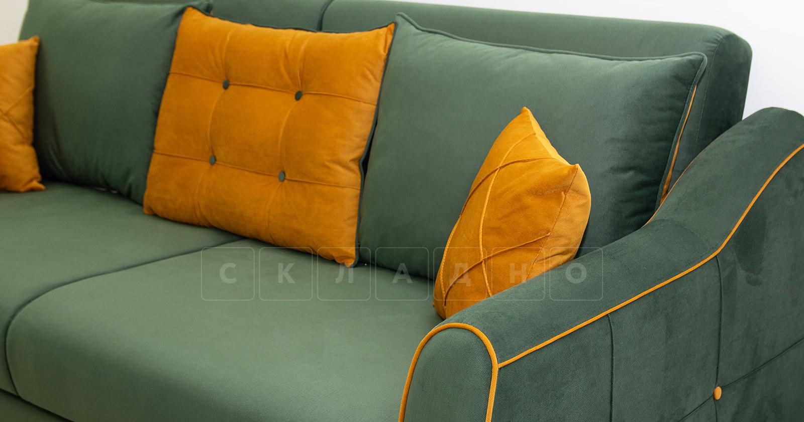 Диван-кровать Флэтфорд нефритовый зеленый фото 8   интернет-магазин Складно