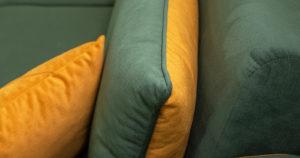 Диван-кровать Флэтфорд нефритовый зеленый 39990 рублей, фото 9   интернет-магазин Складно