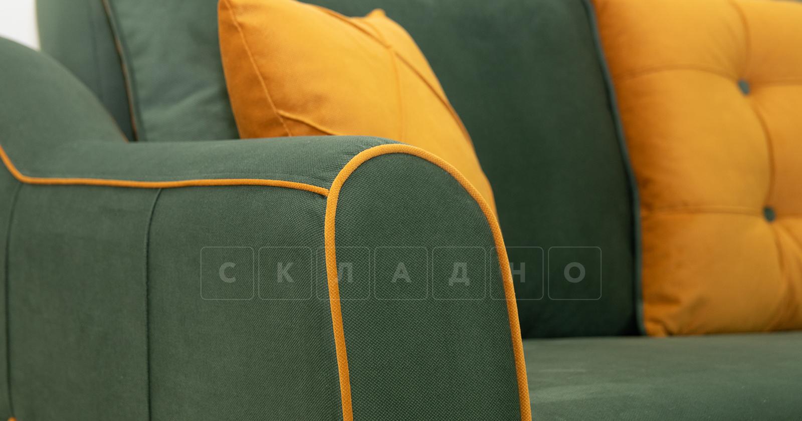 Диван-кровать Флэтфорд нефритовый зеленый фото 10   интернет-магазин Складно