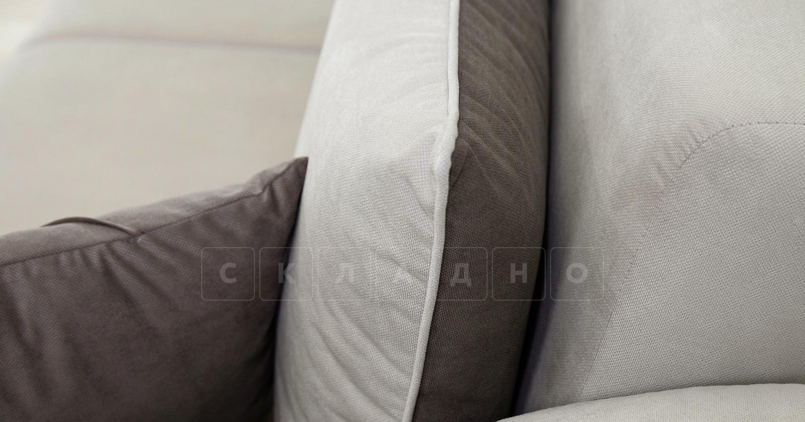 Диван-кровать Флэтфорд серо-бежевый фото 11 | интернет-магазин Складно