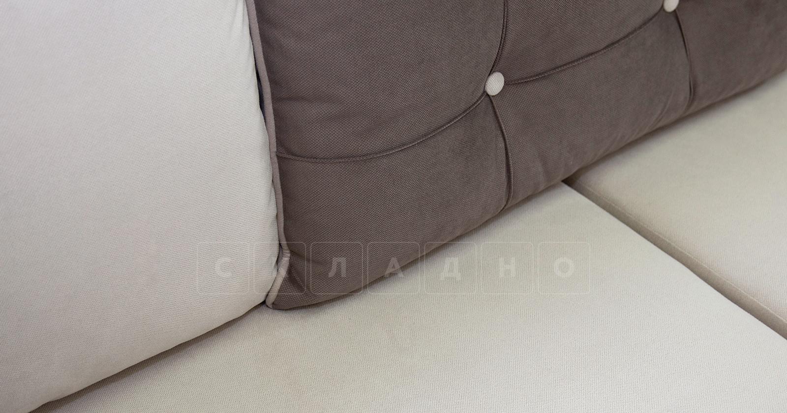 Диван-кровать Флэтфорд серо-бежевый фото 12 | интернет-магазин Складно