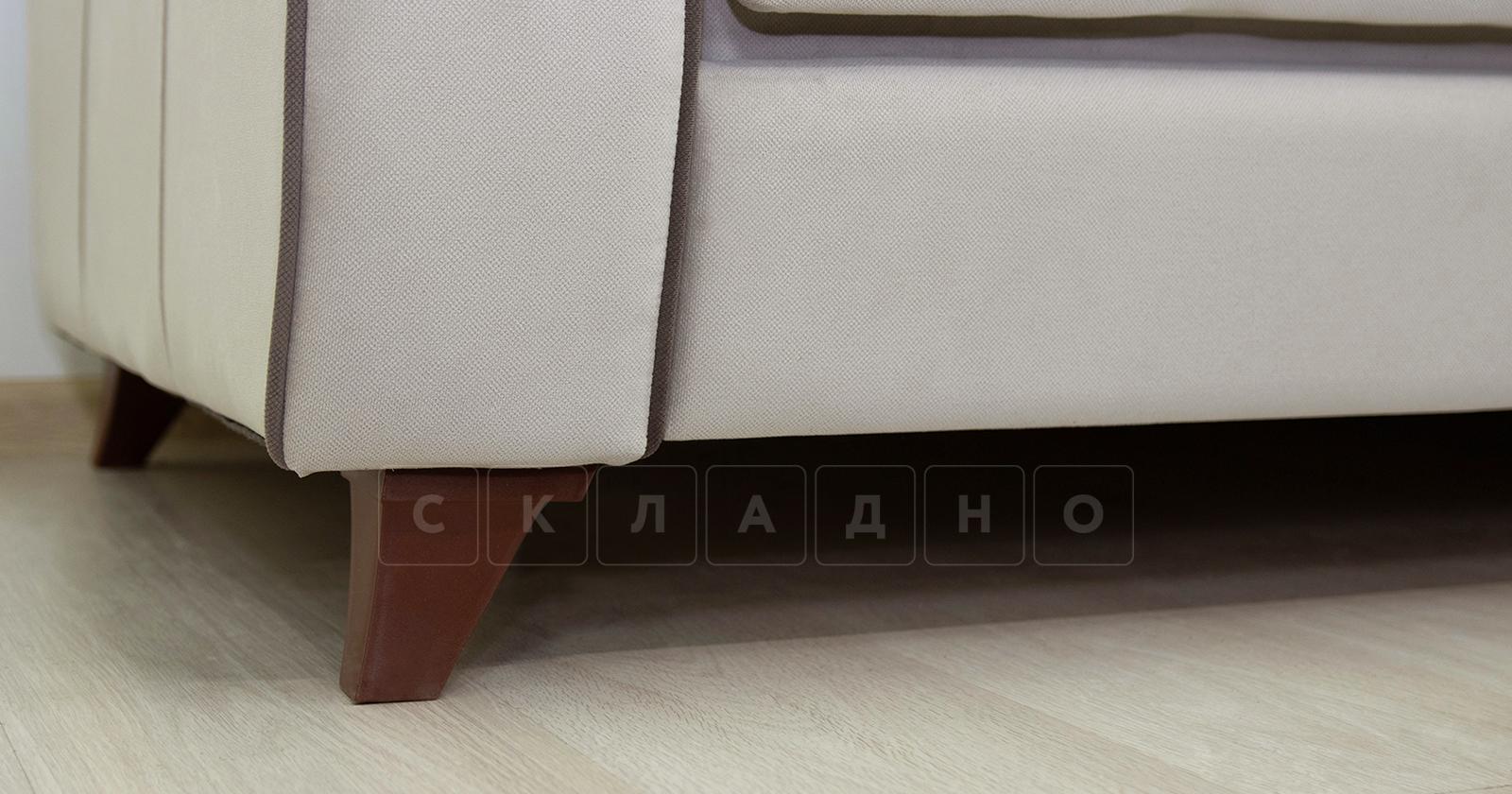 Диван-кровать Флэтфорд серо-бежевый фото 13 | интернет-магазин Складно