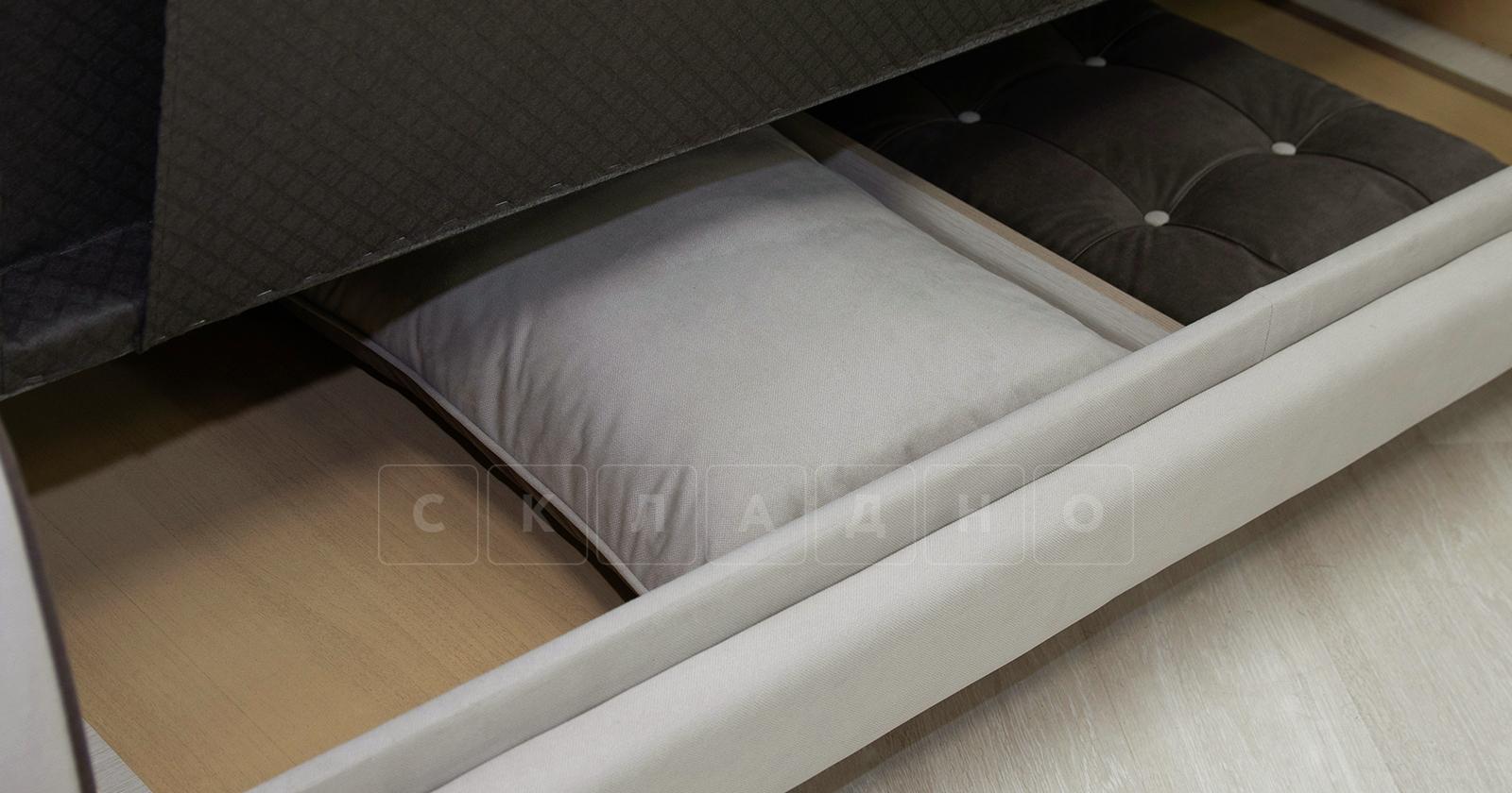 Диван-кровать Флэтфорд серо-бежевый фото 14 | интернет-магазин Складно
