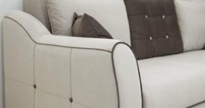 Диван-кровать Флэтфорд серо-бежевый 42110 рублей, фото 8 | интернет-магазин Складно