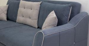 Диван-кровать Флэтфорд серо-синий 42110 рублей, фото 8 | интернет-магазин Складно
