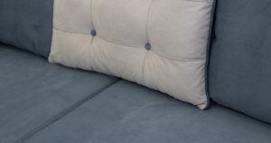Диван-кровать Флэтфорд серо-синий 42110 рублей, фото 10 | интернет-магазин Складно