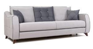 Диван-кровать Флэтфорд светло-серый-16031 фото | интернет-магазин Складно