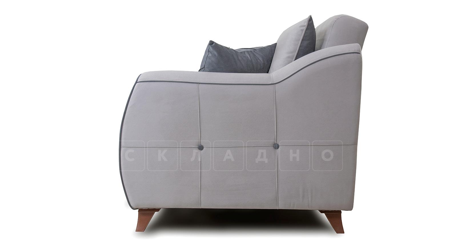 Диван-кровать Флэтфорд светло-серый фото 3 | интернет-магазин Складно