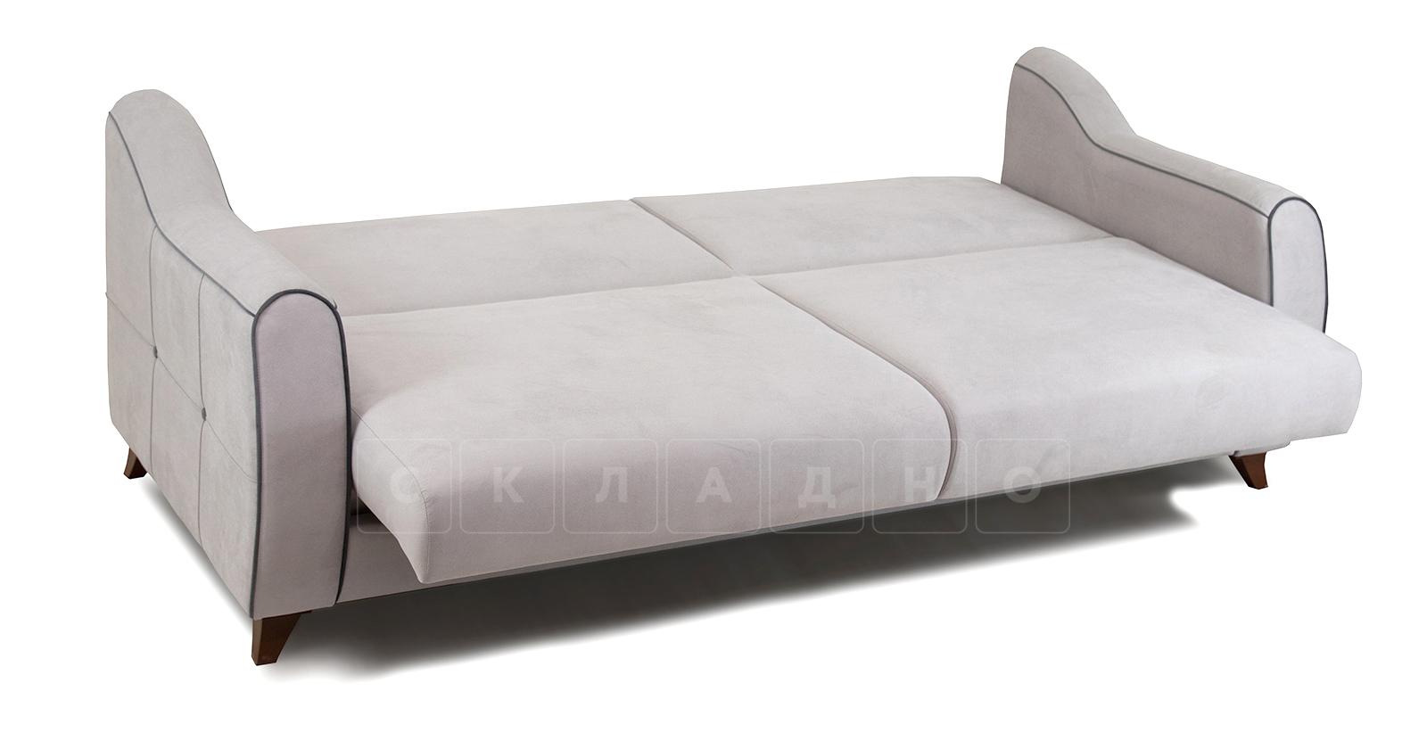 Диван-кровать Флэтфорд светло-серый фото 4 | интернет-магазин Складно
