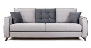 Диван-кровать Флэтфорд светло-серый 42110 рублей, фото 2 | интернет-магазин Складно